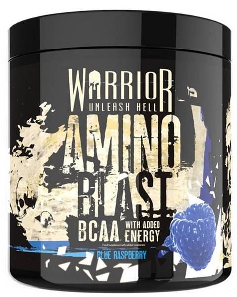 Warrior Warrior Amino Blast 270 g variant: modrá malina
