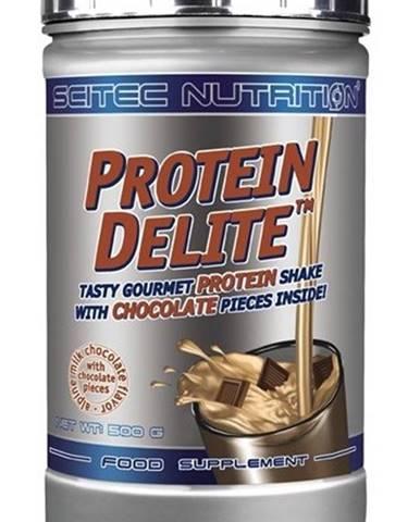 Scitec Nutrition Scitec Protein Delite 500 g variant: alpské mlieko - čokoláda