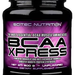 Scitec Nutrition Scitec BCAA Xpress 500 g variant: bez príchuti