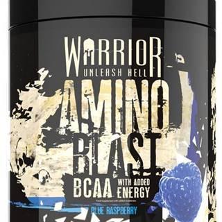 Warrior Amino Blast 270 g variant: modrá malina