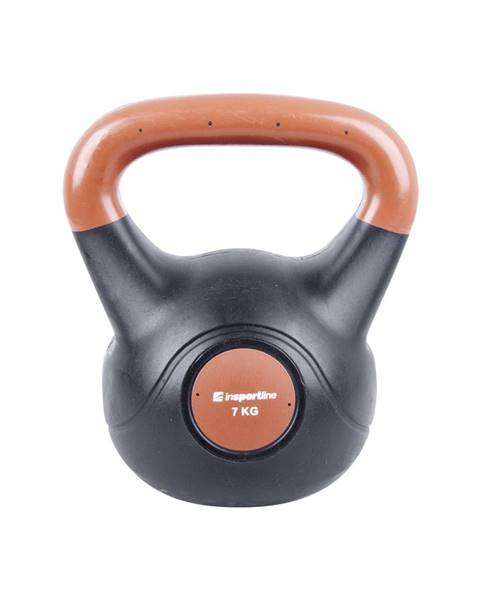 Insportline Činka inSPORTline Vin-Bell Dark 7 kg