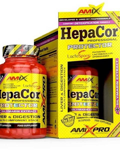 Amix HepaCor Profesional Protector - Amix 90 kaps.