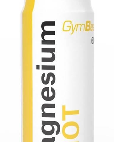 Magnesium Shot - GymBeam 60 ml. Lemon