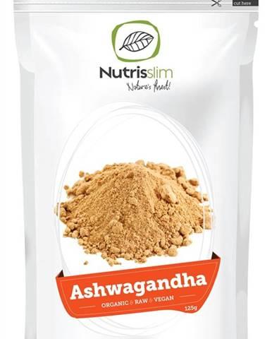 Nutrisslim BIO Ashwagandha Powder 125 g