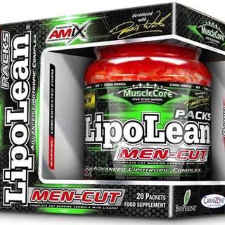Amix Musclecore Lipolean Men-Cut Packs 20 sáčkov
