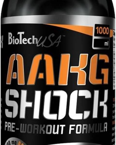 Biotech USA BioTech USA BioTech AAKG Shock Extreme 1000 ml variant: pomaranč
