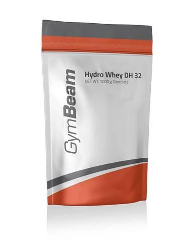 GymBeam Hydro Whey DH 32 2500 g malinový jogurt