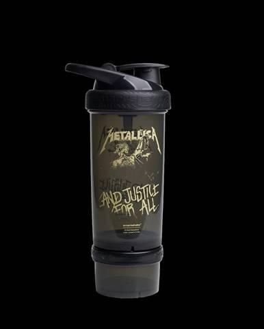 SmartShake Šejker Revive Metallica 750 ml
