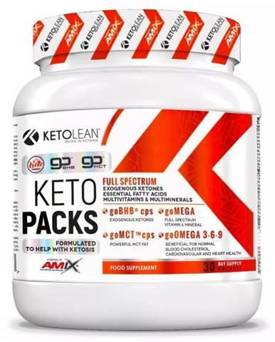 Amix Nutrition Amix KetoLean Keto goBHB KetoPack 30 vrecúšok