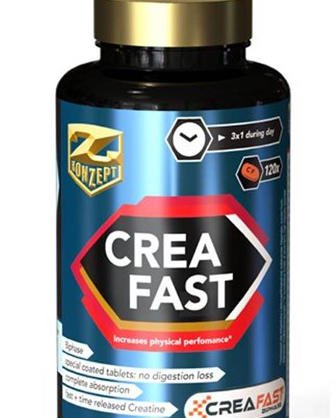 Z-Konzept Crea Fast od Z-Konzept  120 tbl.