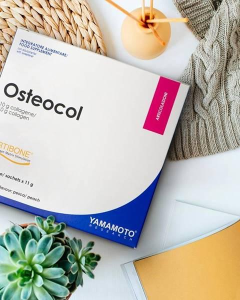 Yamamoto Osteocol (Fortibone Collagen Matrix) - Yamamoto 30 sachets x 11 g Peach