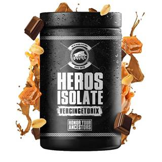 Heros Isolate - Gods Rage 1000 g Caramel Brownie