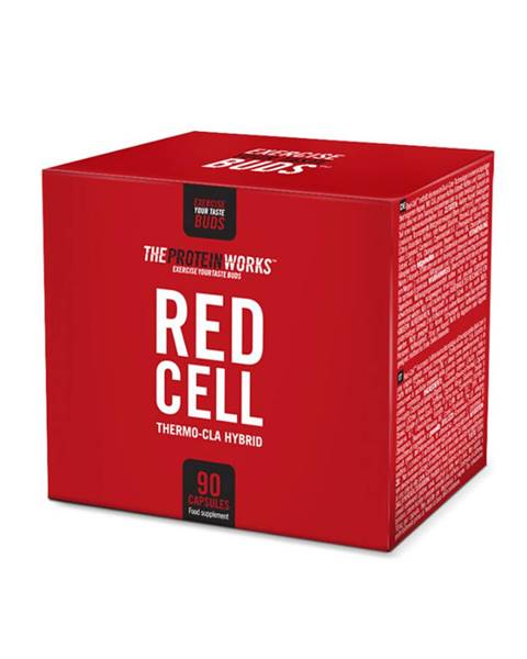The Protein Works TPW Red-Cell 90 kaps.