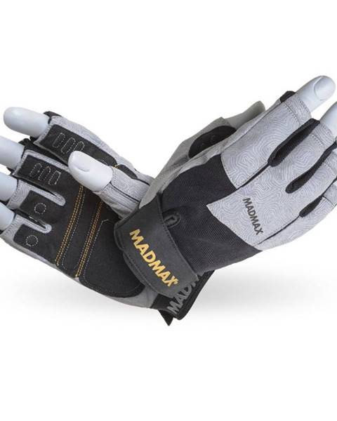 MadMax MADMAX Fitness rukavice Damasteel  S