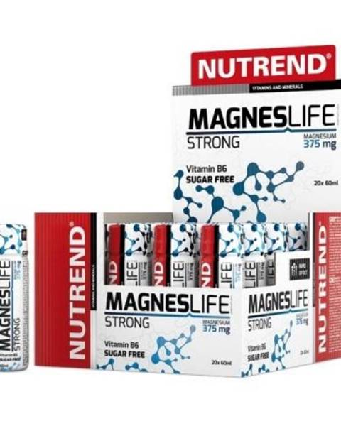 Nutrend Nutrend Magneslife Strong 60 ml