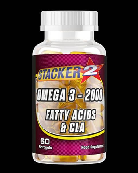 Stacker2 Stacker2 Dexi Omega 3 – 2000 60 kaps.