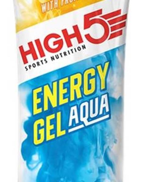 High5 High5 Energy Gel Aqua 66 g variant: pomaranč
