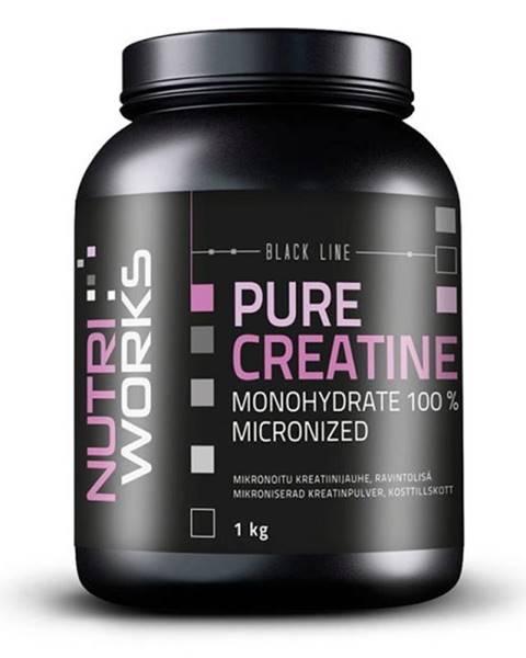NutriWorks Nutriworks Pure Creatine Monohydrate 1000 g