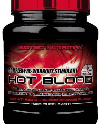Scitec Nutrition Scitec Hot Blood 3.0 820 g variant: guarana
