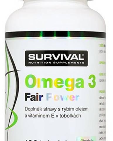 Survival Omega 3 Fair Power 100 kapsúl