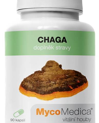 MycoMedica Chaga 90 kapsúl