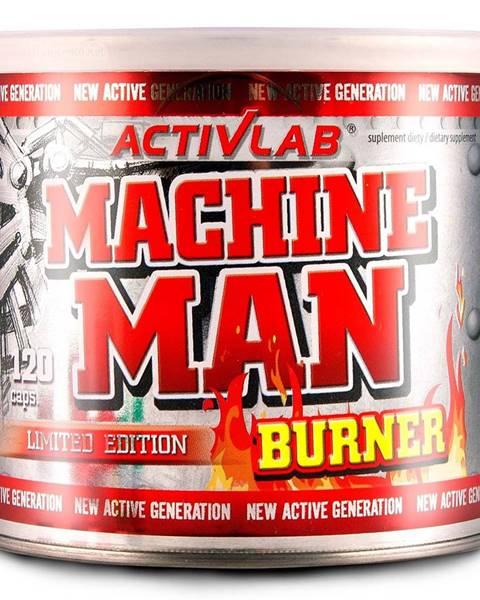 ActivLab Activlab Machine Man Burner 120 tabliet