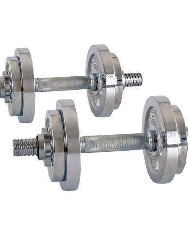 Nakladacie jednoručky inSPORTline 2x 3-10 kg