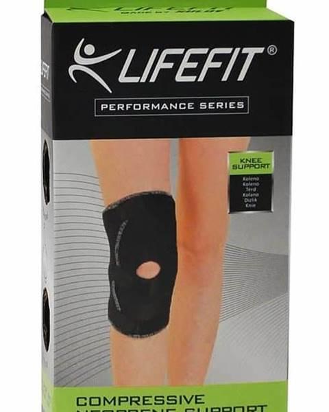 Lifefit Neoprenová bandáž LIFEFIT BN303 Koleno otevřené