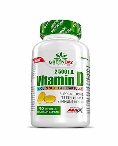 Amix Vitamin D 2500 I.U.