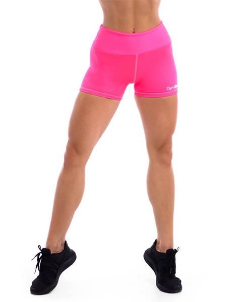 GymBeam GymBeam Dámske fitness šortky Fly-By Pink  L