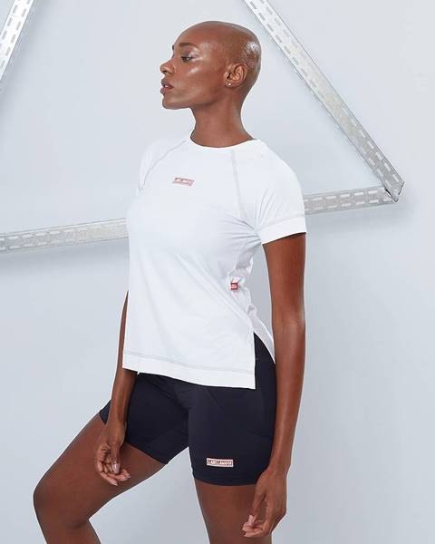 LABELLAMAFIA LABELLAMAFIA Dámske tričko All Sports White  S