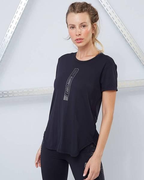 LABELLAMAFIA LABELLAMAFIA Dámske tričko Techwear Vibes Black  S