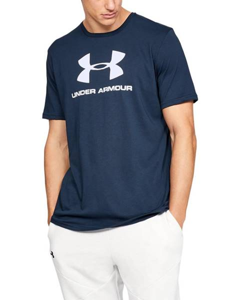 Under Armour Under Armour T-shirt Sportstyle Logo SS Navy  S